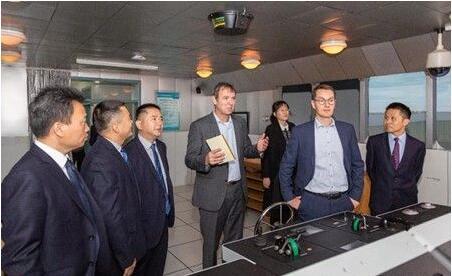 马士基(中国)将在江苏海院设立全国首家培训中心