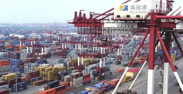 青岛海铁联运箱量居全国沿海港口首位