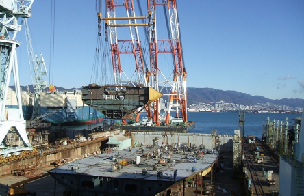 日本船企担忧中韩政府补贴拉低船价