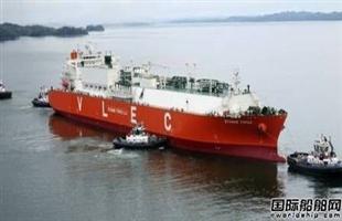 韩国两大船企包揽12艘VLEC大单