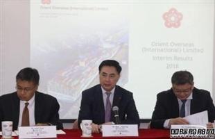 东方海外目标中长线运力增至100万TEU