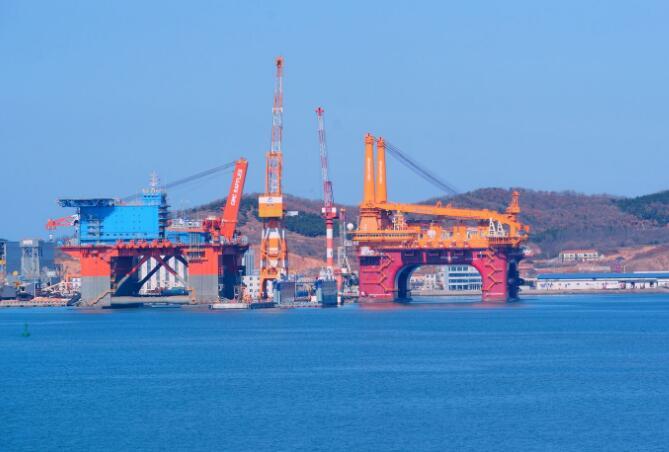 山东烟台港拟建中国北方重要能源中转口岸